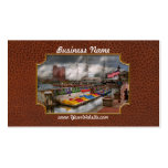 City - Baltimore MD - Modern Maryland Double-Sided Standard Business Cards (Pack Of 100)