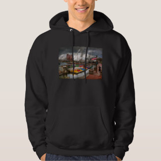 City - Baltimore MD - Modern Maryland Hoodie