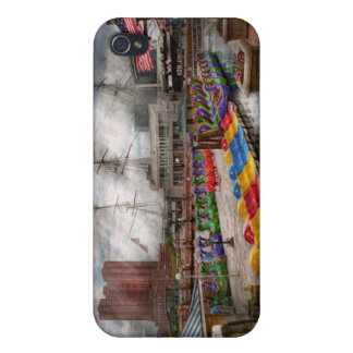 City - Baltimore MD - Modern Maryland iPhone 4 Case