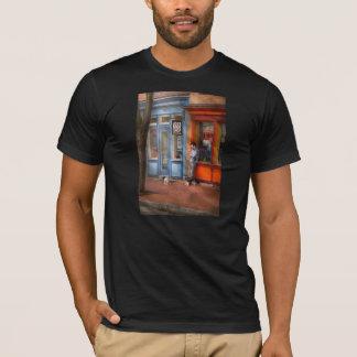 City - Baltimore, MD - Waiting by Joe's bike shop T-Shirt