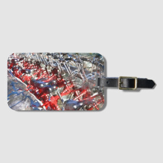 City Bicycles in Barcelona Luggage Tag