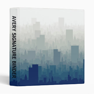 City Vinyl Binders