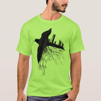 city bird T-Shirt