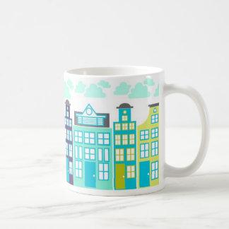 City Block Classic White Coffee Mug