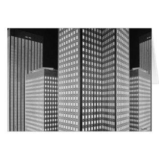 City Blocks Card