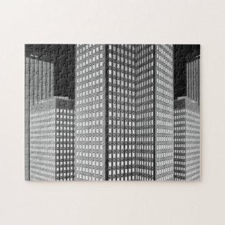 City Blocks Puzzle