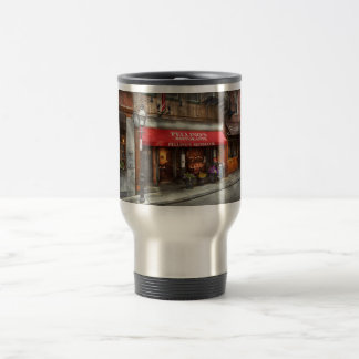 City - Boston, MA - Pellino's Ristorante Travel Mug