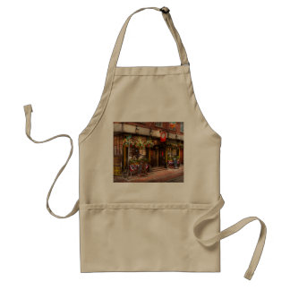 City - Boston MA - The Green Dragon Tavern Adult Apron