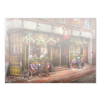 City - Boston MA - The Green Dragon Tavern Card