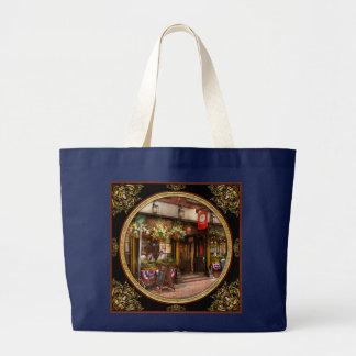 City - Boston MA - The Green Dragon Tavern Large Tote Bag