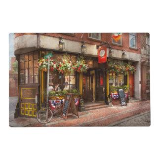 City - Boston MA - The Green Dragon Tavern Placemat