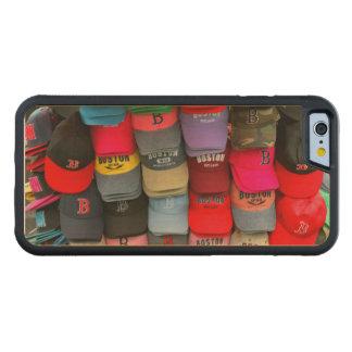 City - Boston Ma - We are Boston Carved® Maple iPhone 6 Bumper Case