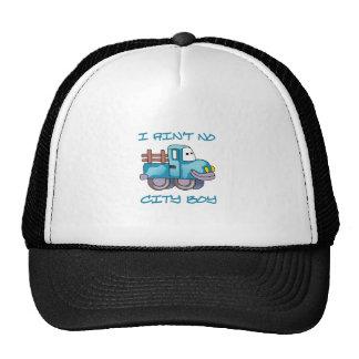 City Boy Trucker Hat