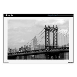 City Bridge Laptop Decals