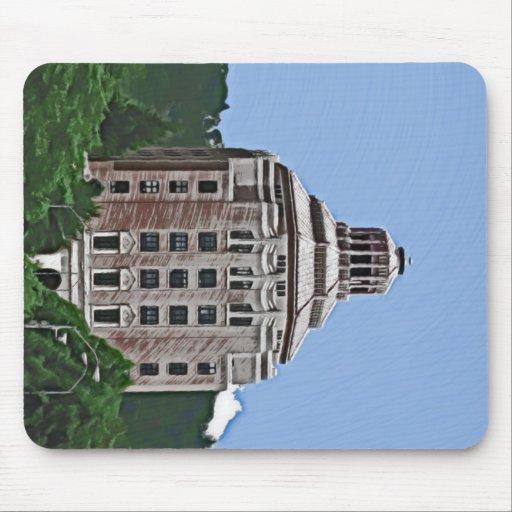 City Building, Asheville Mouse Mat