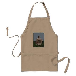 City Building, Asheville, NC Adult Apron
