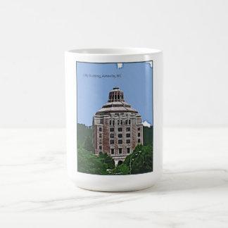 City Building, Asheville, NC Coffee Mug