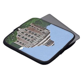 City Building, Asheville, NC Laptop Sleeve