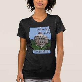 City Building, Asheville T-Shirt