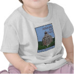 City Building, Asheville Tee Shirts