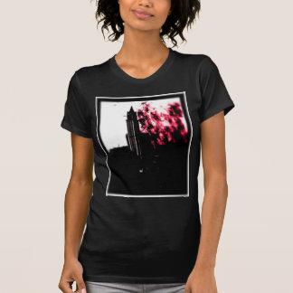 City Burning Tshirts