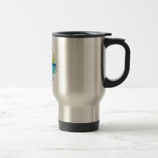 City By Sea Coffee Mugs
