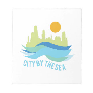 City By Sea Notepads