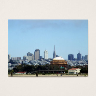 City By The Bay Business Card