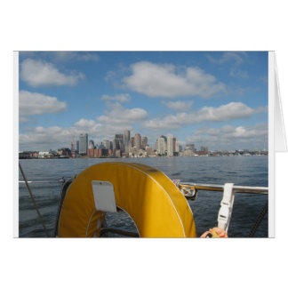 City by the Sea Card