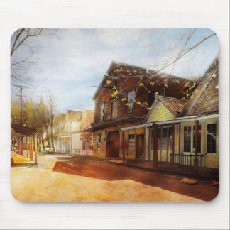 City - California - The town of Downieville 1933 Mouse Pad