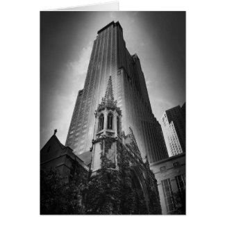 City Cathedral Greeting Card