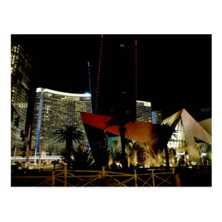 City Center Postcard