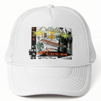 City Chat Hat