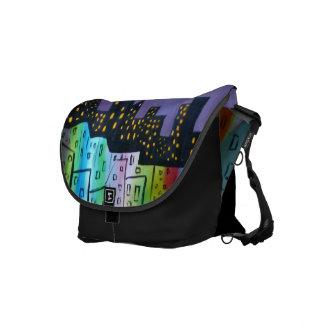 City Chic Messenger Bag