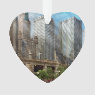 City - Chicago IL - Continuing a Legacy Ornament