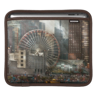 City - Chicago, IL - Pier Pressure Sleeves For iPads