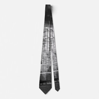 City - Chicago IL - Trump Tower BW Tie