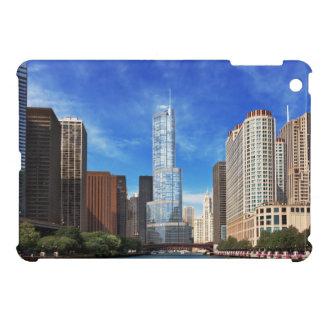 City - Chicago IL - Trump Tower iPad Mini Cases
