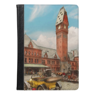 City - Chicago Ill - Dearborn Station 1910 iPad Air Case