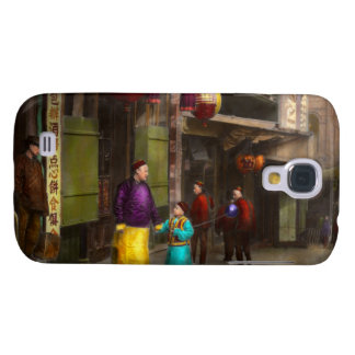 City - Chinatown - Visiting the commomers 1896-06 Samsung Galaxy S4 Cover
