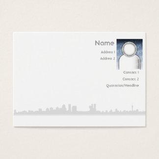 City - Chubby - Business Card
