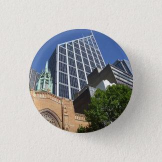 City Church Badge Button