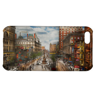 City Cincinnati OH - Tyler Davidson Fountain 1907 Cover For iPhone 5C