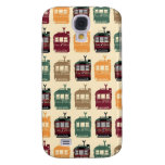 City Circle Tram Line Up Galaxy S4 Cover