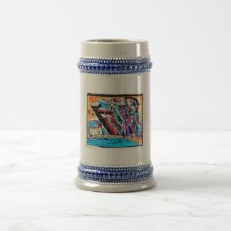 city colors mug