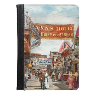 City - Coney Island NY - Bowery Beer 1903 iPad Air Case