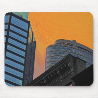 City Contrasts Mousepads