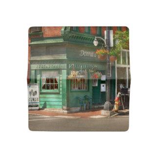 City - Corning NY - Donna's Restaurant Checkbook Cover