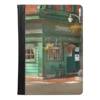 City - Corning NY - Donna's Restaurant iPad Air Case