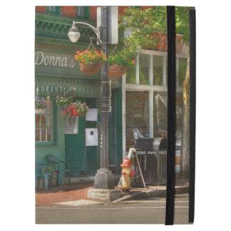"""City - Corning NY - Donna's Restaurant iPad Pro 12.9"""" Case"""
